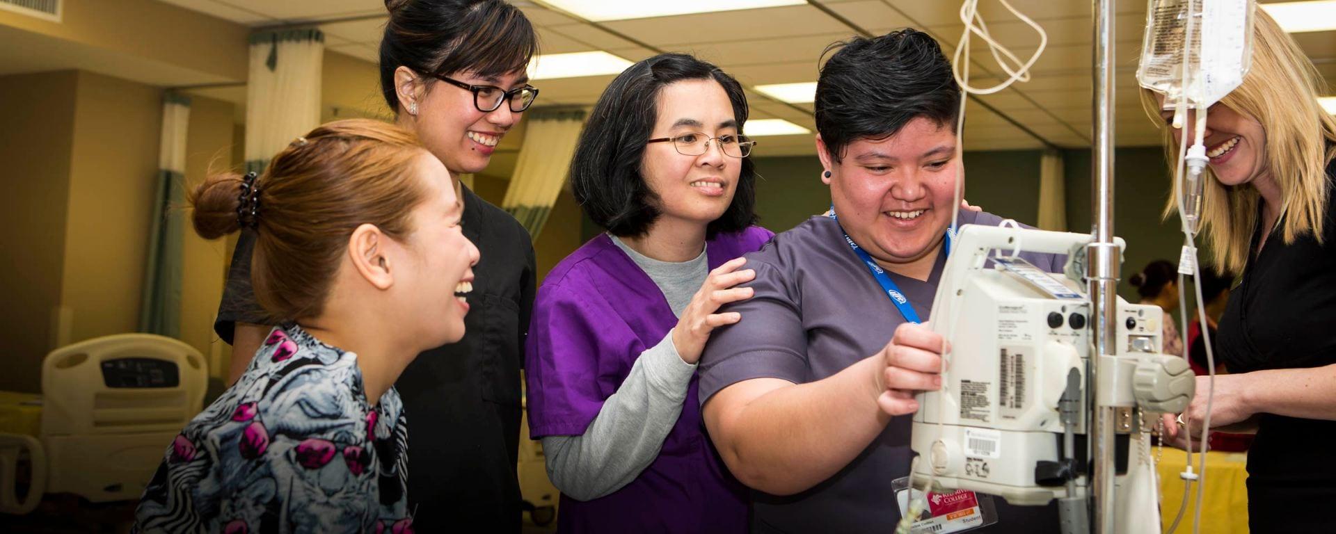 Bridging Program for Internationally Education Nurses