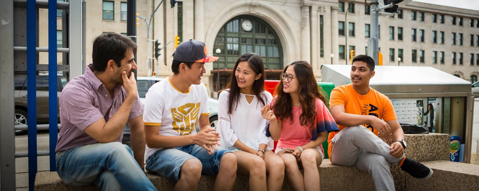 Intensive English for International Students