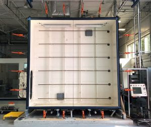 Air-Water-Structural (AWS) Test Chamber