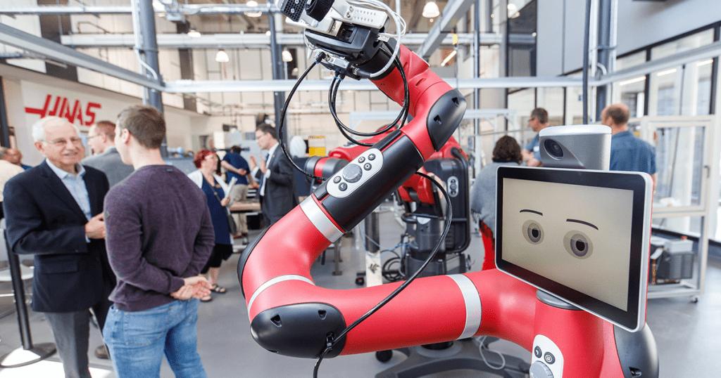 Smart Factory cobot