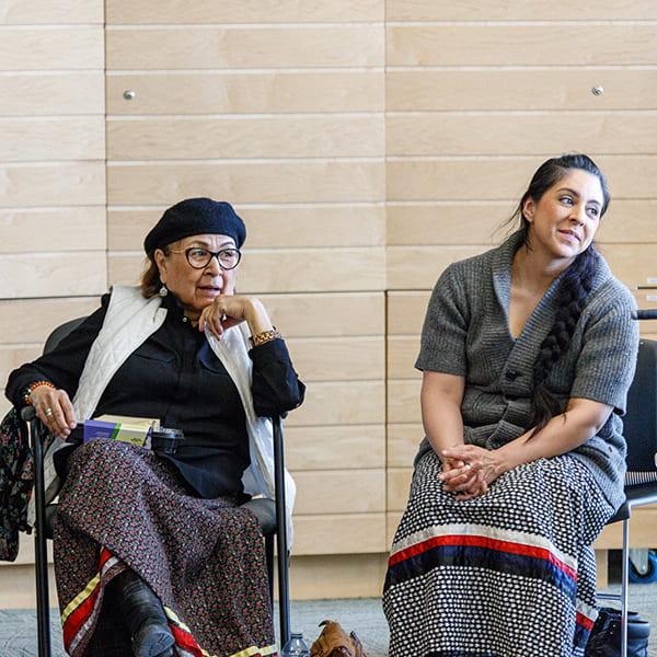 RRC Indigenous ceremony