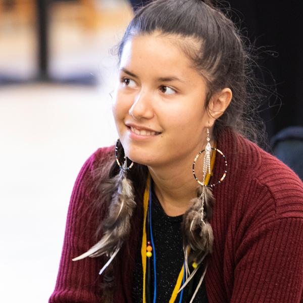 Indigenous student