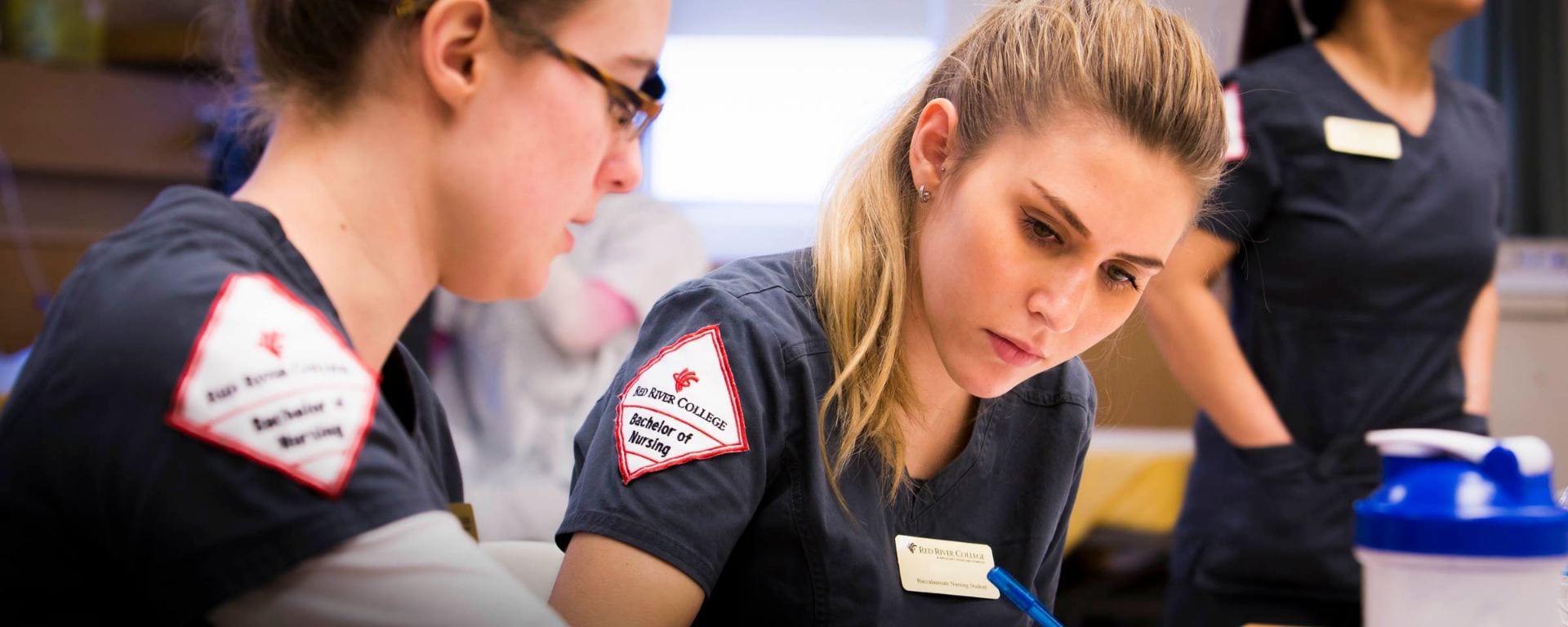 Nursing Baccalaureate Program