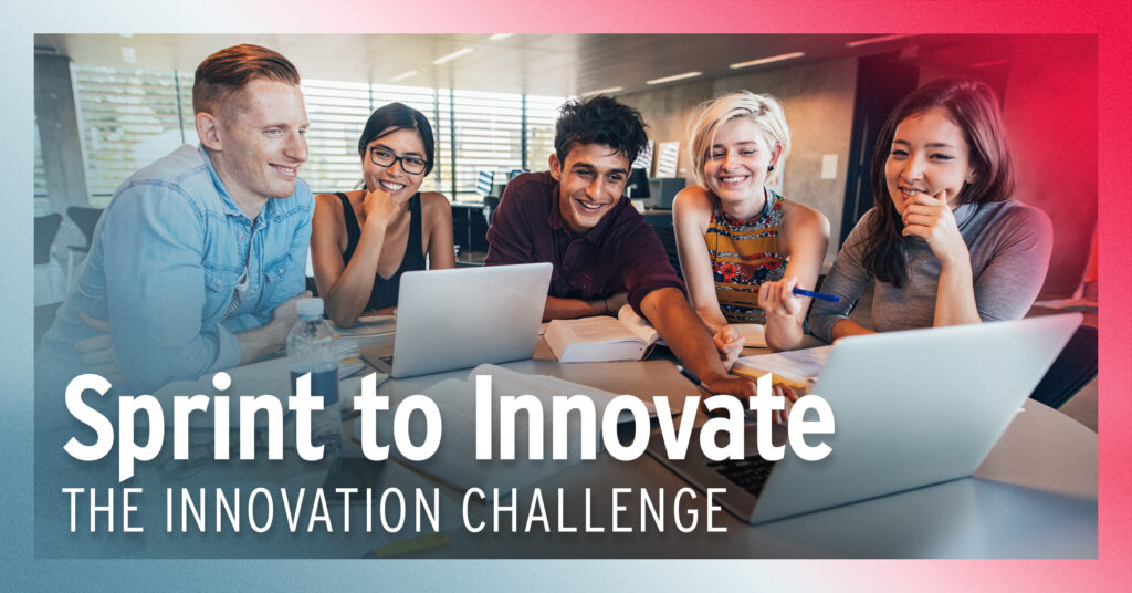 Sprint to Innovate: Innovation Challenge