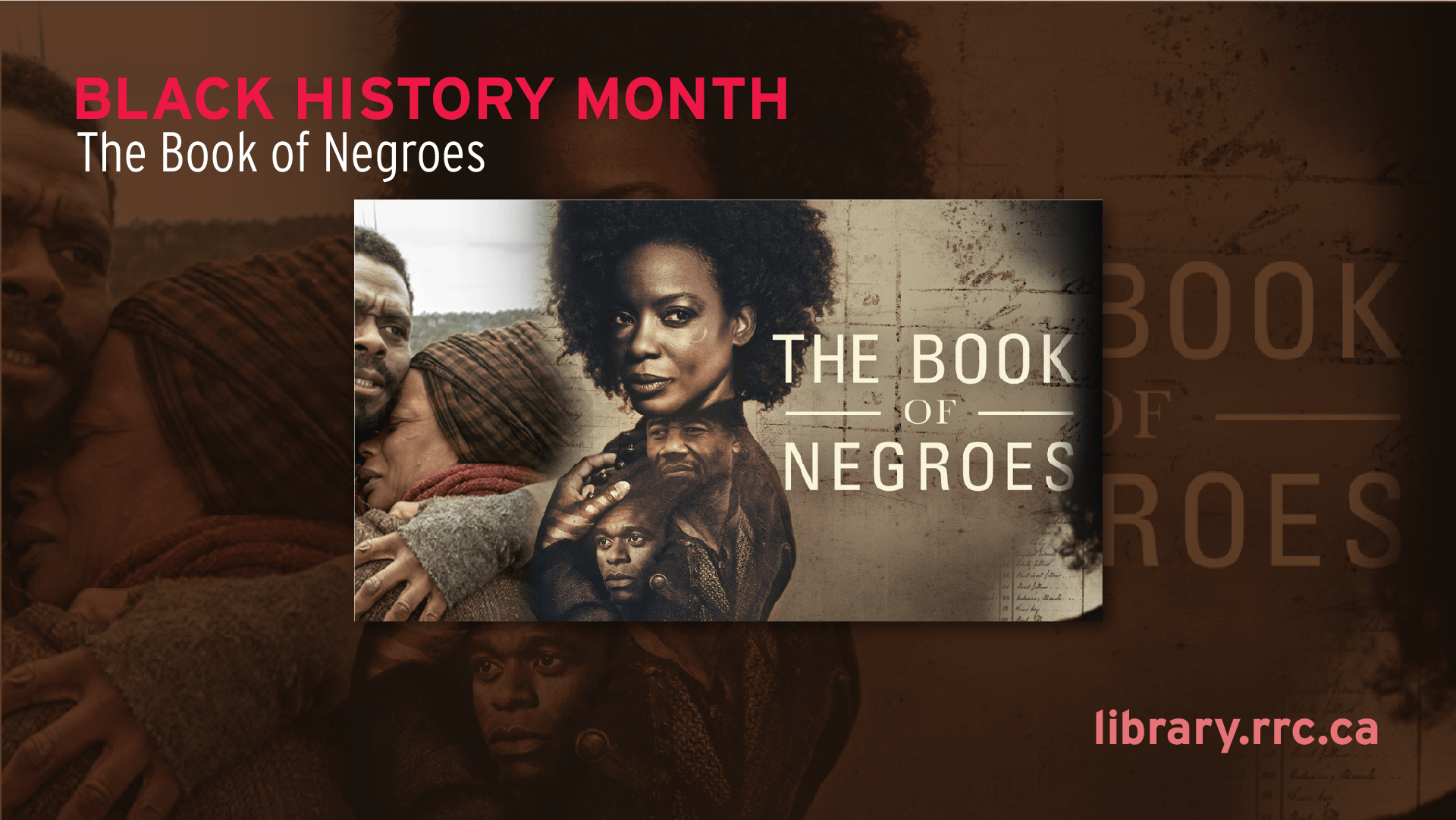 Book of Negroes cover art