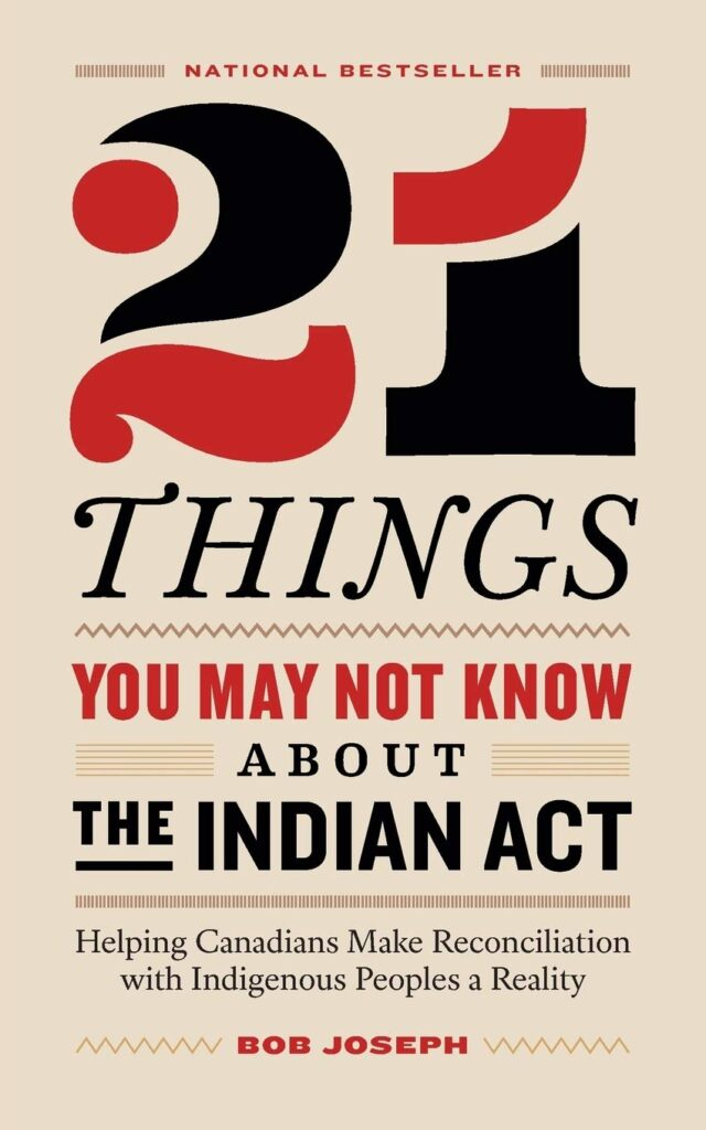 21 things you may not know about the indian act cover art