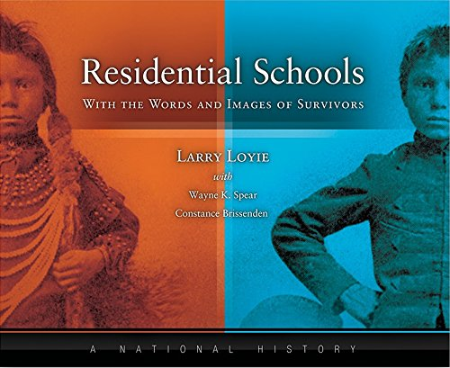 residential schools cover art