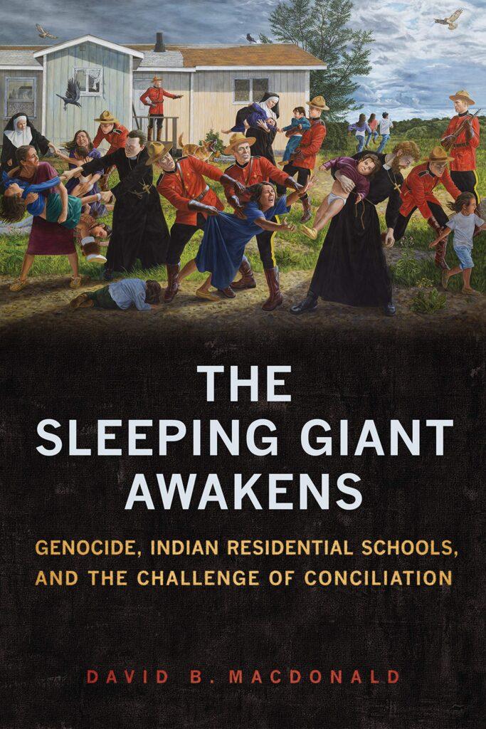 the sleeping giant awakens cover art