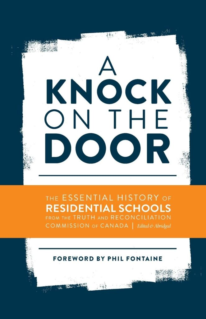 a knock on the door cover art
