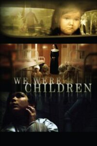 cover art for video, we were children