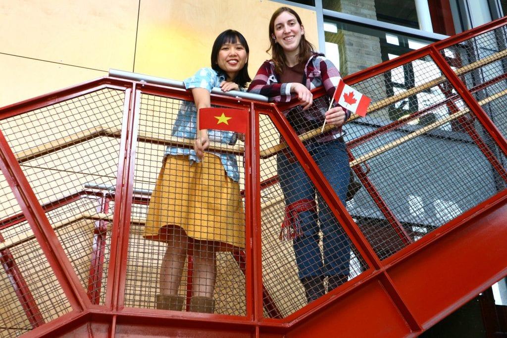 Participating students: Intercultural Mentorship Program