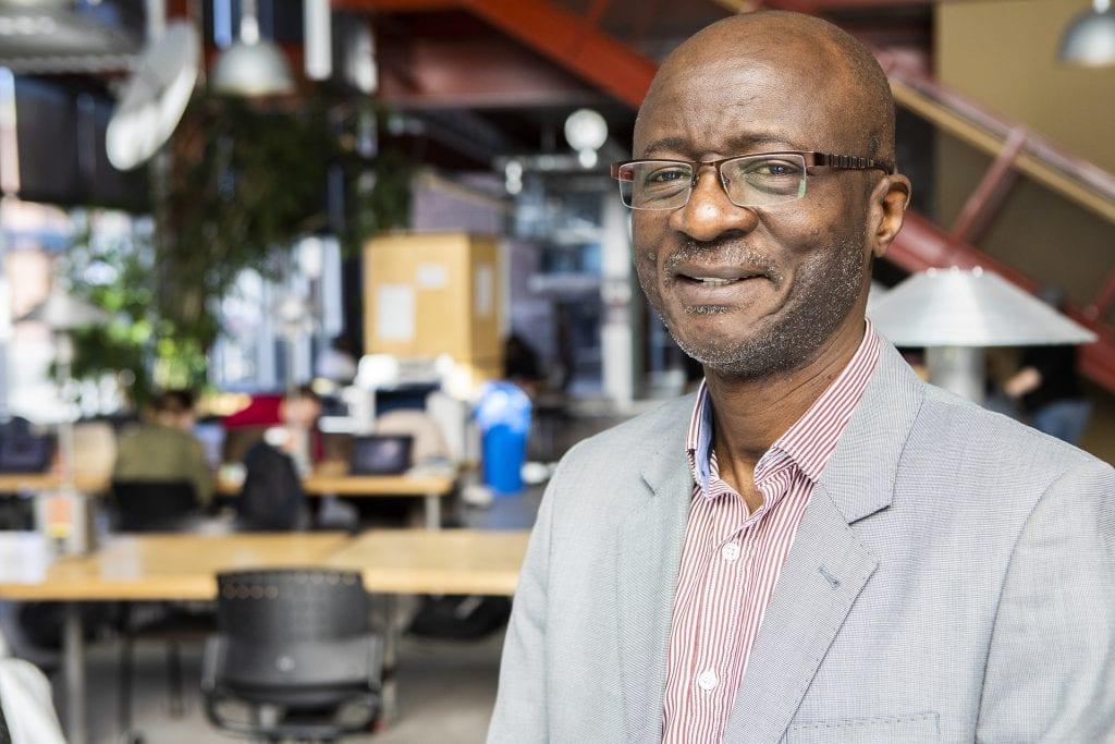 Dr. Kasongo Kalanda, Red River College