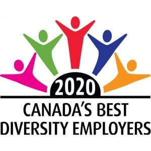 Canada's Best Diversity Employers logo