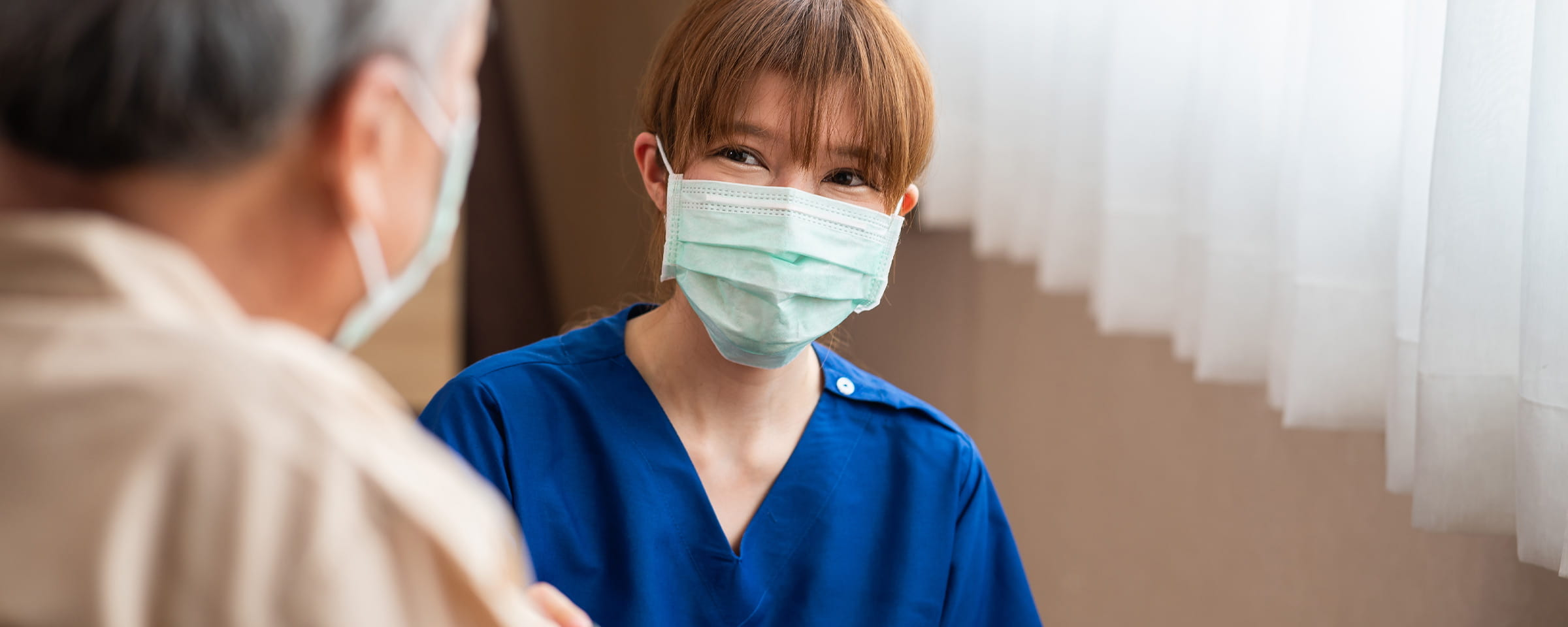 Health-care worker