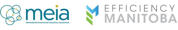 MEIA and Efficiency Manitoba logos