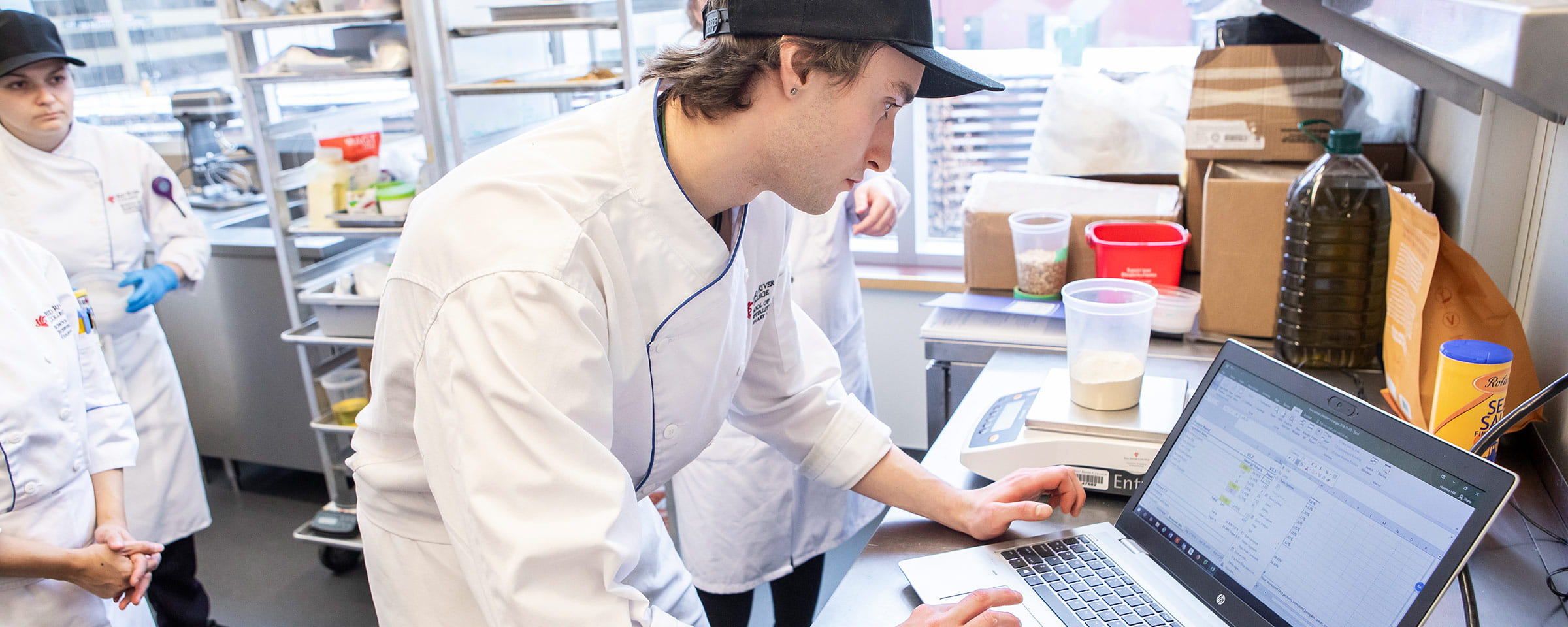 Culinary Research and Innovation