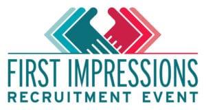 First Impressions Recruitment Event logo