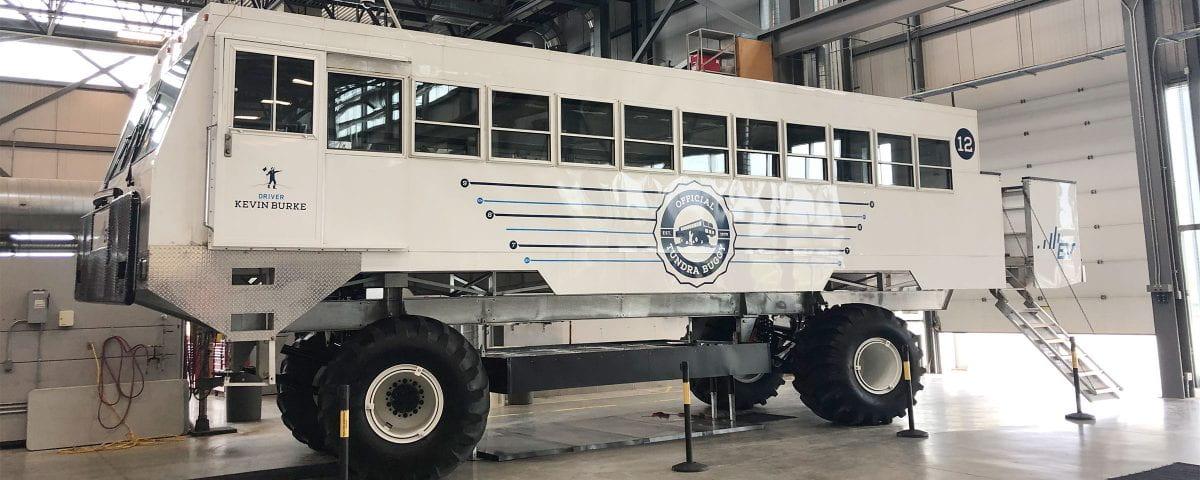 EV (electric vehicle) Tundra Buggy