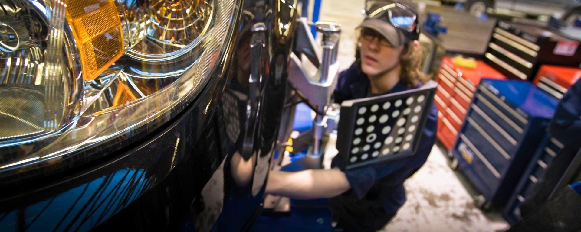 Automotive Technician – Diploma