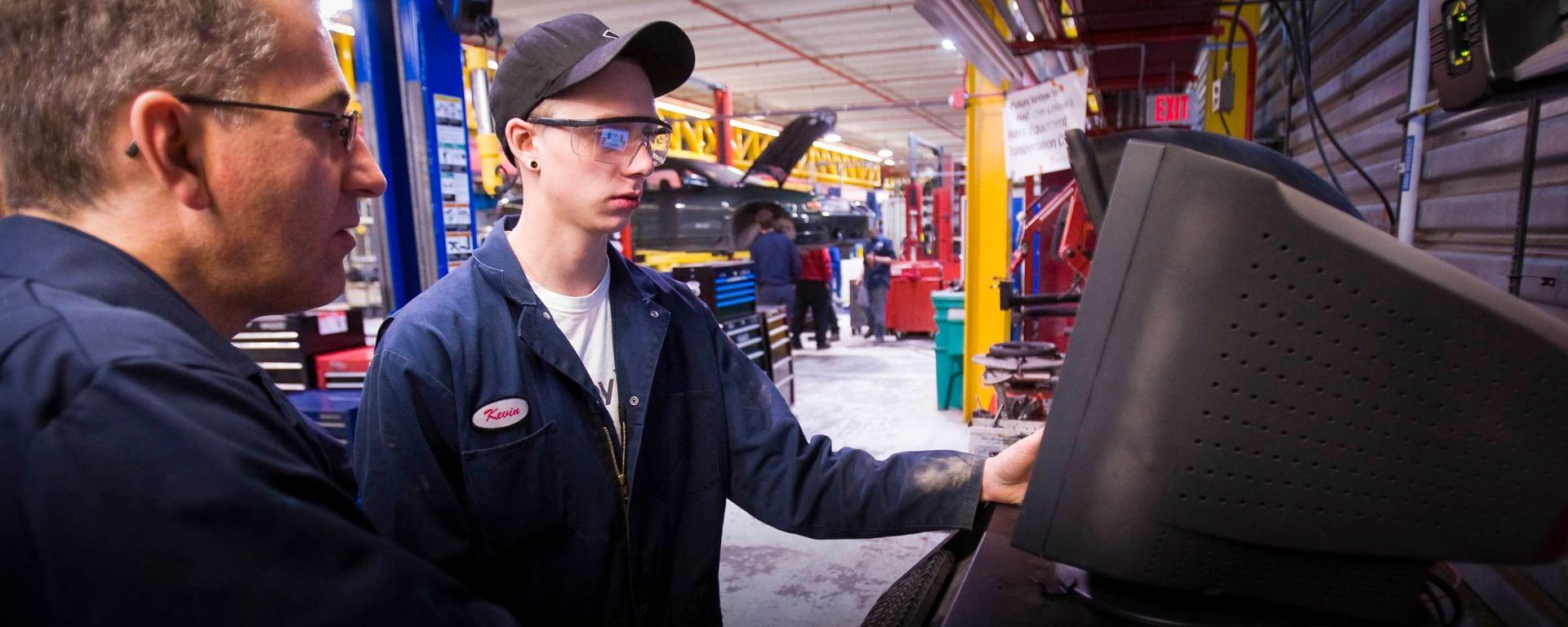 Automotive Technician - Certificate