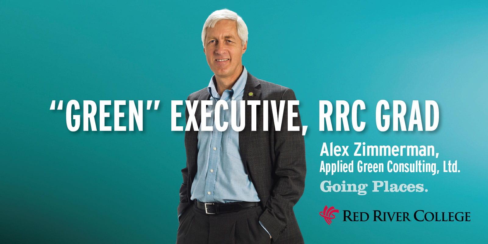 Alex Zimmerman billboard