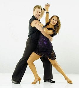 Chris Jericho, Dancing with the Stars