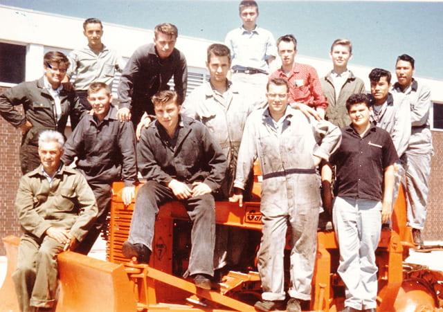 RRC's Diesel Class of 1965