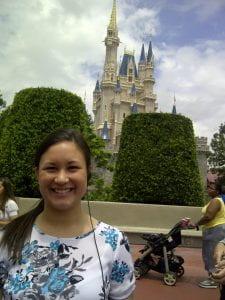Eileen McDonald, Disney World