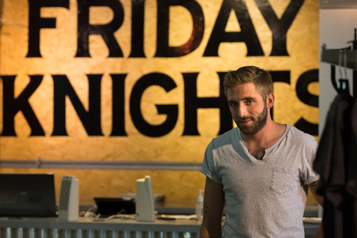 Eric Olek, Friday Knights
