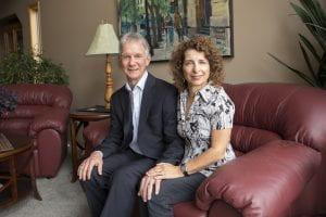 Ken and Barb Webb, 2017