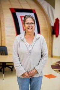 Olga Rusnak, Makoonsag Intergenerational Children's Centre