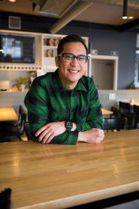 Norm Pastorin, Cornerstone Bar & Restaurant