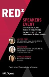 REDx Poster - March 2019