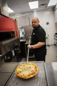 Chris Stoneham, Rebel Pizza