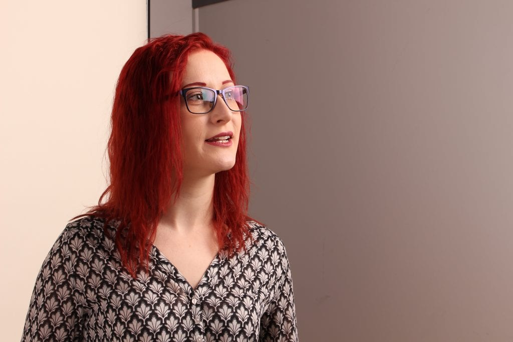 Zoë Rose, Business Information Technology