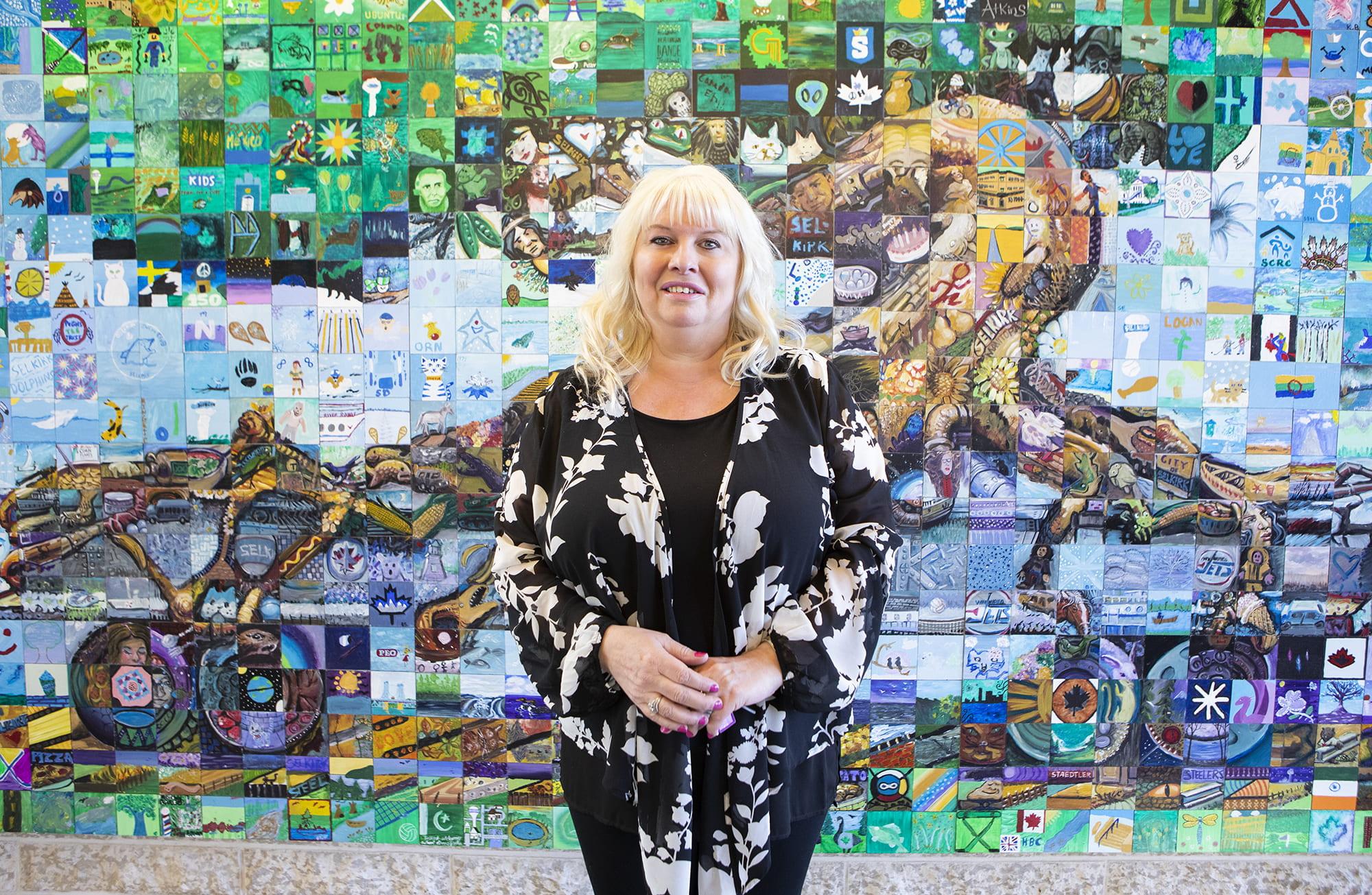 Darlene Phillips, Gaynor Family Regional Library