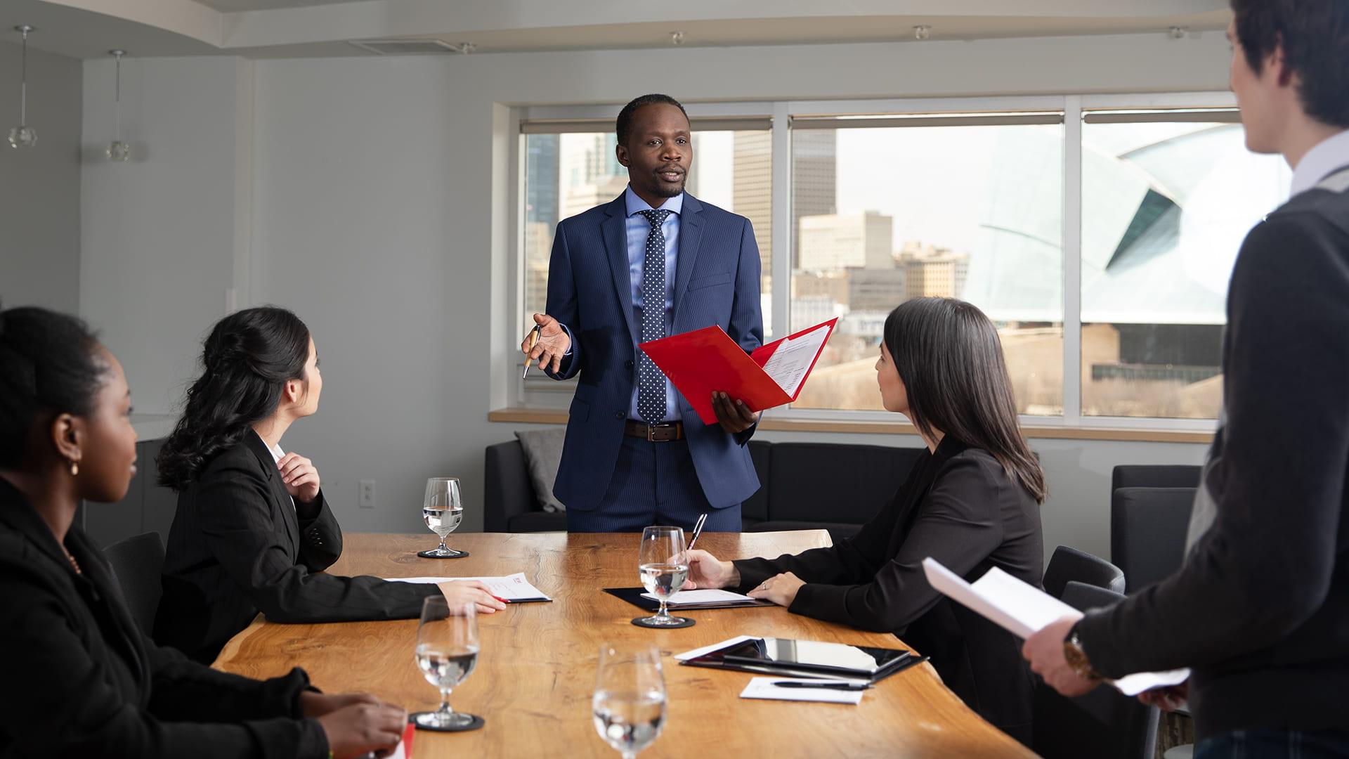 RRC Communication Management program