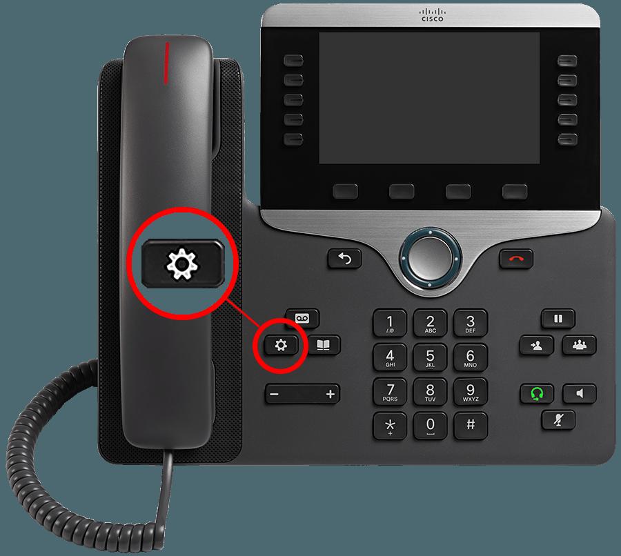 Cisco IP desktop telephone user instructions : Red River