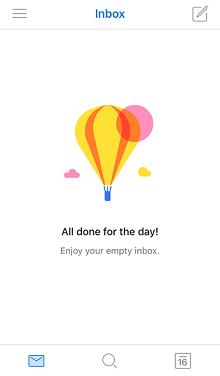 inbox window