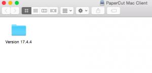 click folder called version 17.4.4