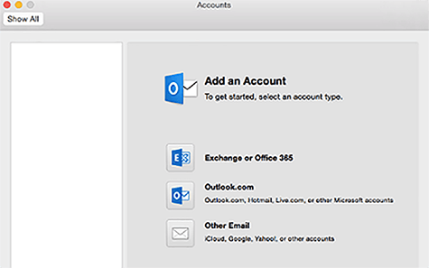 Exchange or Office 365 icon