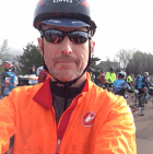 Patrick Griffith will be leading a ride from the Pit Stop to NDC