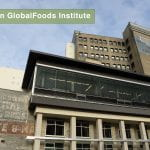 Paterson Globalfoods Institute used to be the Union Bank Tower