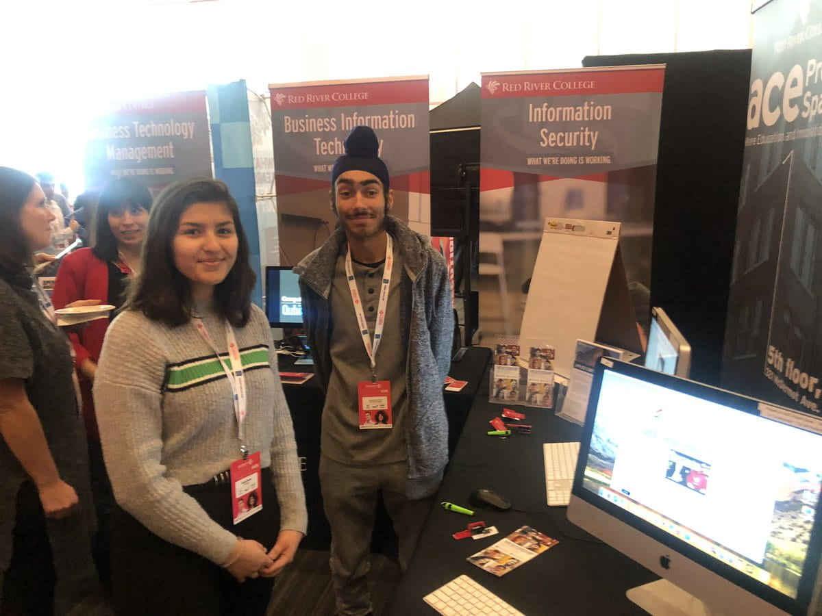 Two Maples Met Students at the DisruptEd Conference 2019