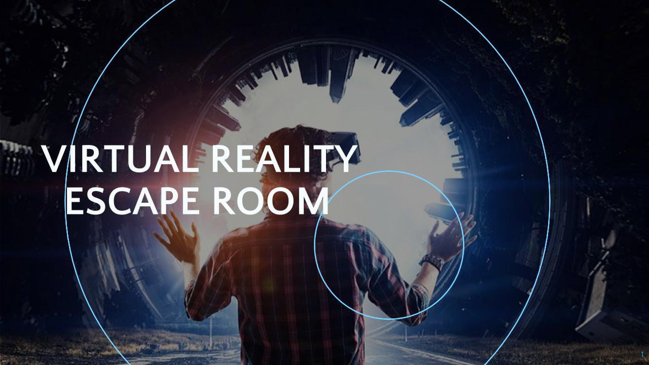 VR Escape Room Generic