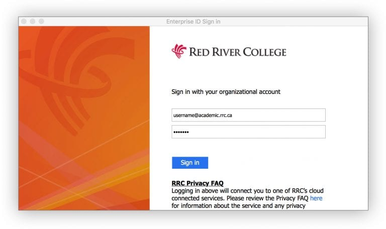 Adobe Creative Cloud Desktop App : Red River College: Creative Arts