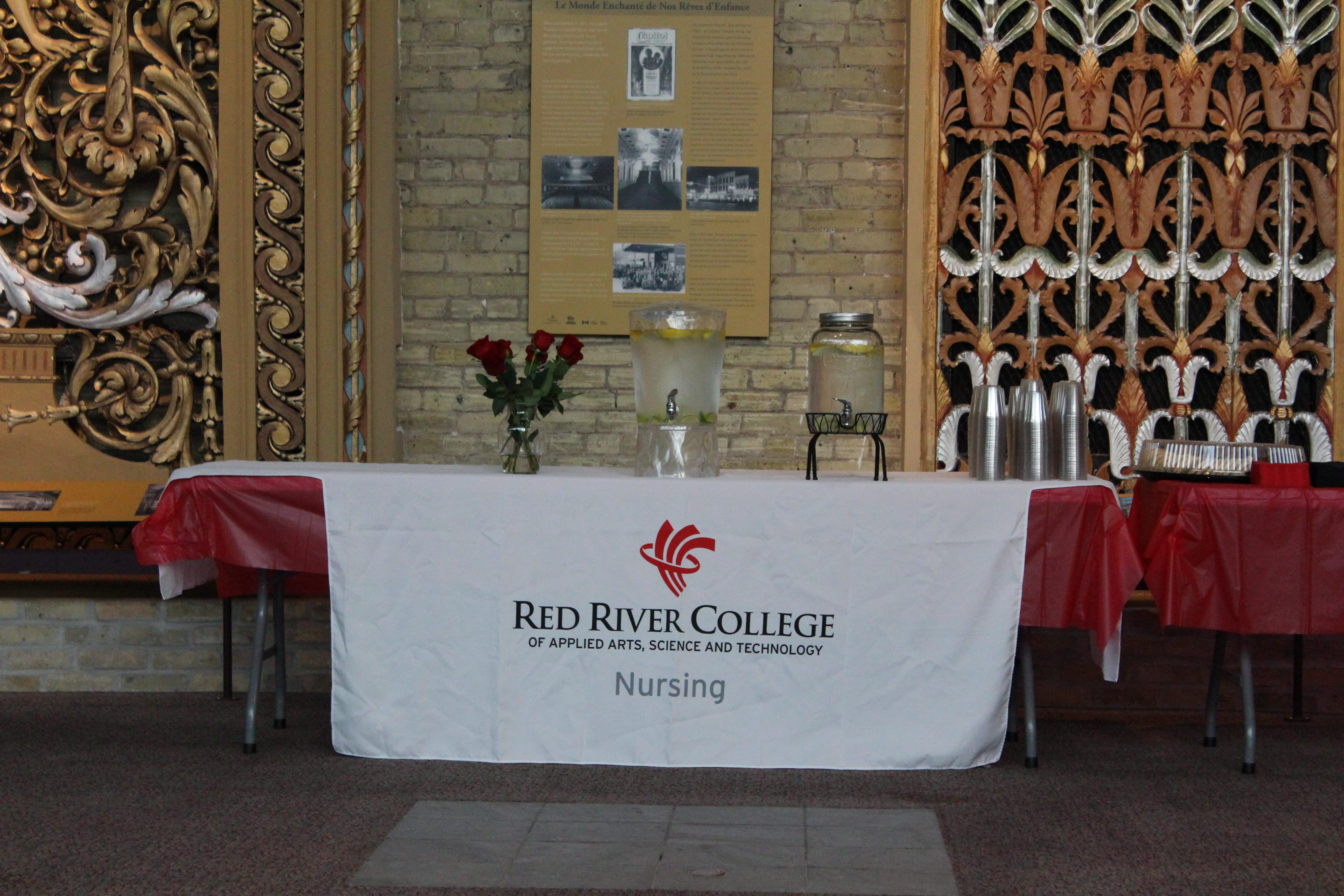 Bachelor Of Nursing Pinning Ceremony Red River College Health Sciences