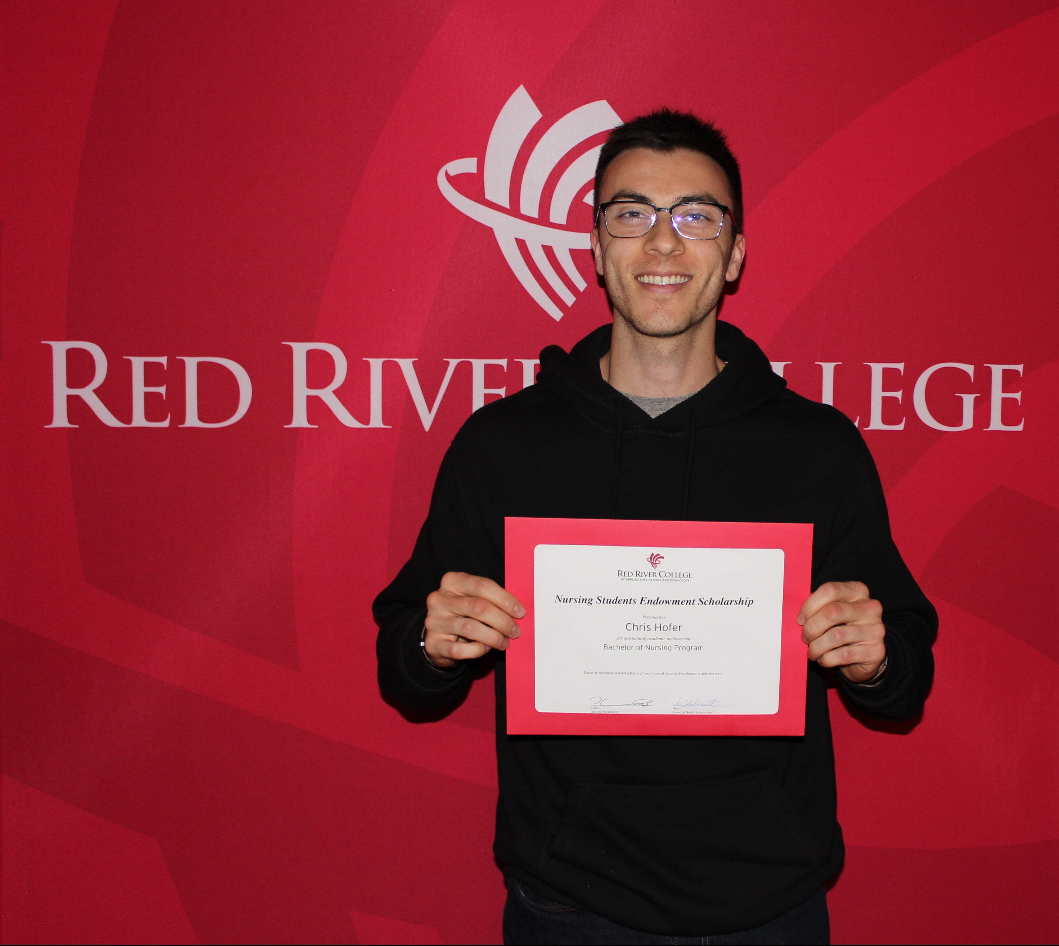 Awards Luncheon 2019 Red River College Health Sciences