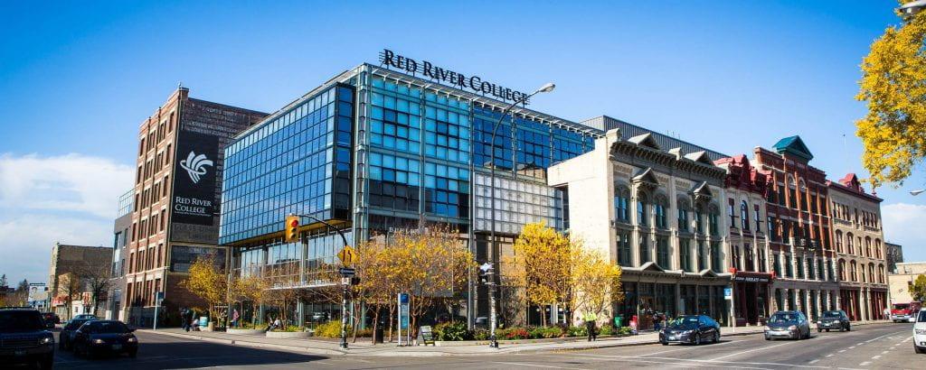 Exterior of RRC Roblin Centre