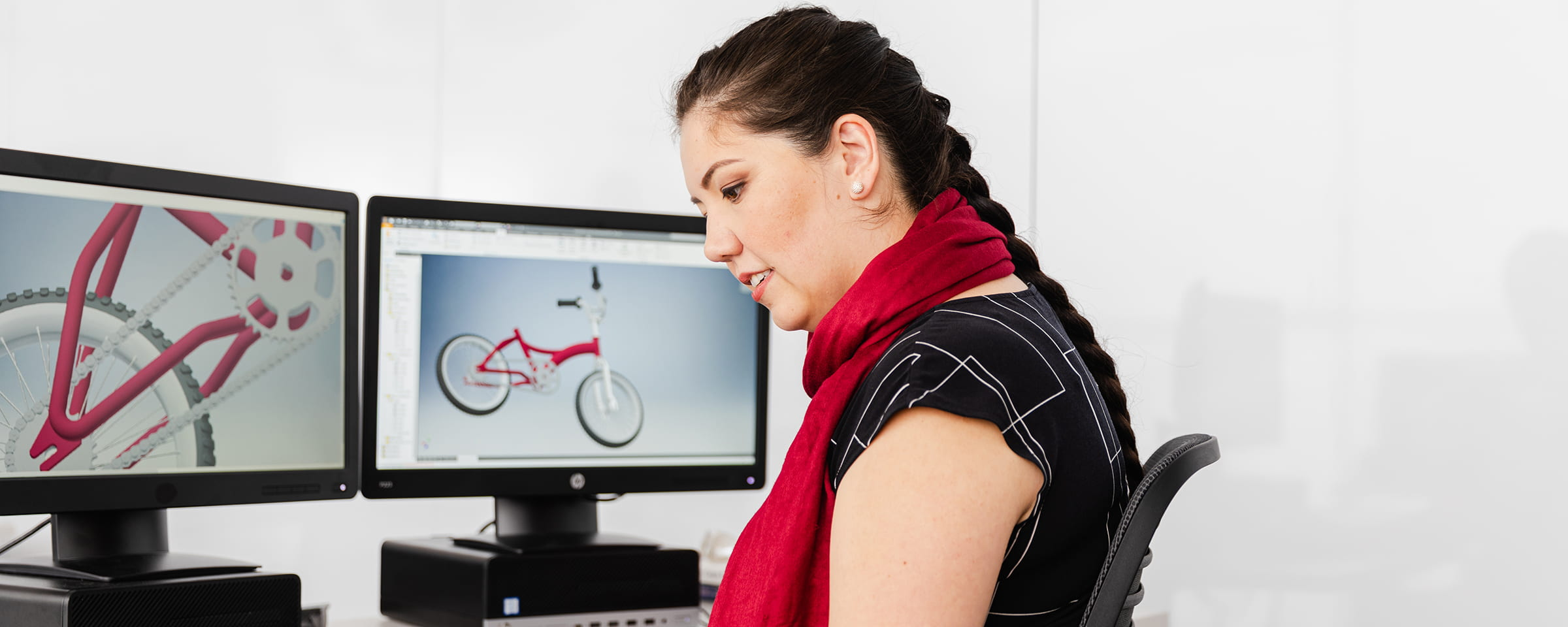 Computer Aided Design and Drafting, a part-time, online program offered by RRC